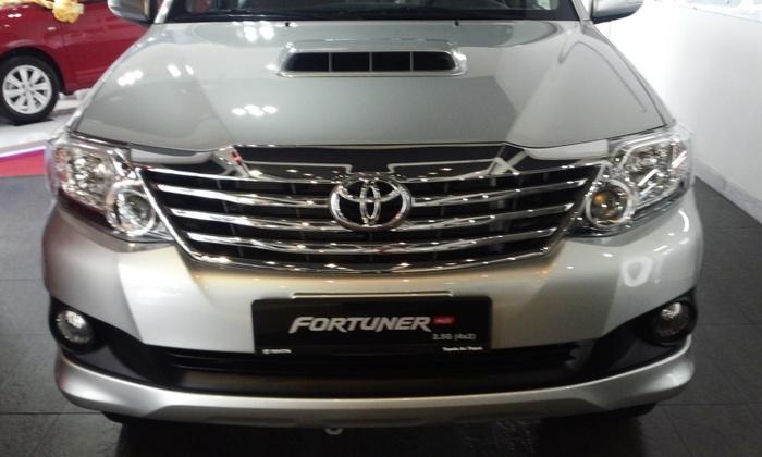 Toyota Fortuner G 2014 giảm giá khuyến mãi tháng 9