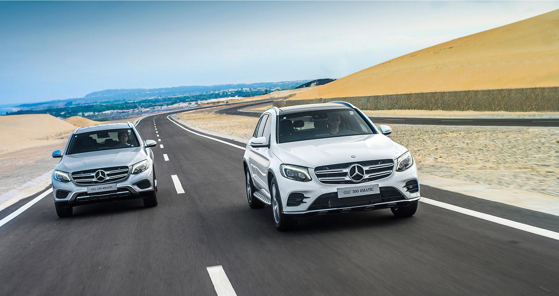 5 điểm mạnh giúp Mercedes GLC hút khách hàng Việt