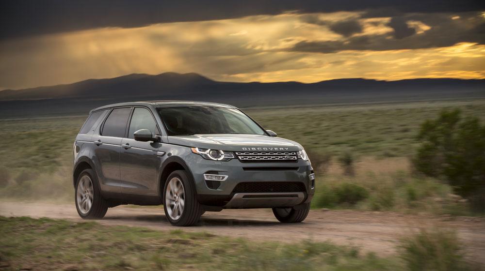 Land Rover Discovery Sport 2015 đắt khách tại Việt Nam