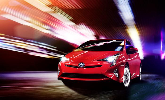 Toyota Prius 2016: lên đời Vua xe hybrid