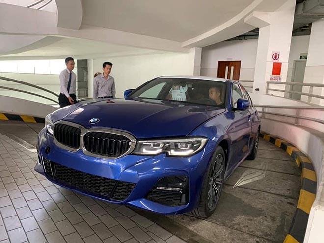 Cận cảnh vẻ đẹp của chiếc BMW 3-Series thế hệ mới tại Việt Nam