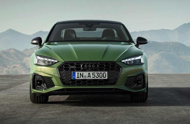 Audi A5 và Audi S5 2020 chính thức ra mắt, giá bán từ 1,1 tỷ