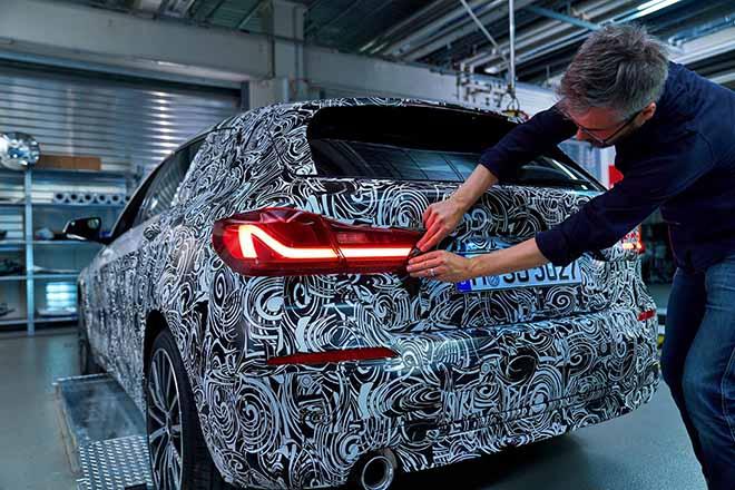 Hé lộ những hình ảnh đầu tiên của hatchback hạng sang BMW 1-Series 2020