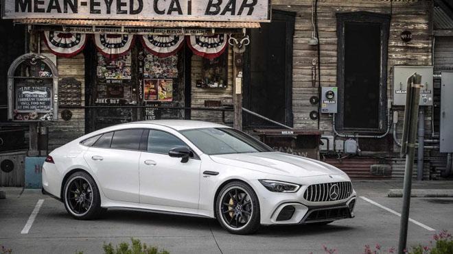Mercedes-AMG công bố mức giá mềm cho chiếc GT53 4Matic+