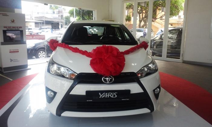 Thông số kỹ thuật Toyota Yaris 2014