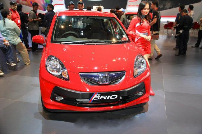 Chi tiết Honda Brio 2015 dành cho thị trường Đông Nam Á