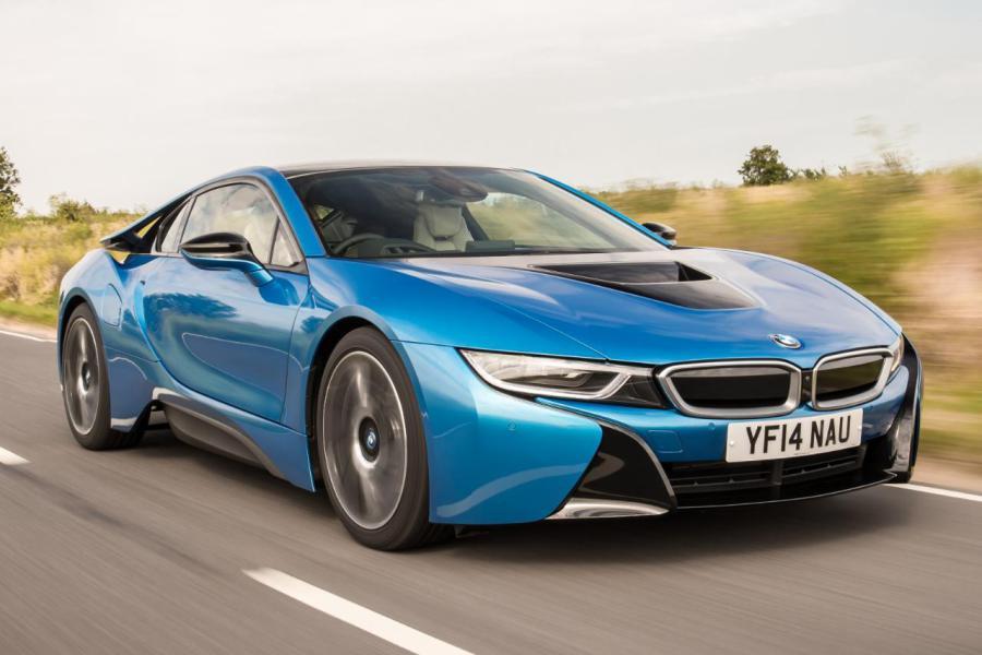 BMW i-Series sắp có thêm thành viên thứ 3