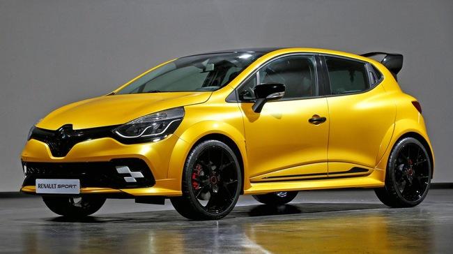 Renault tung xe hatchback nhỏ nhưng có võ