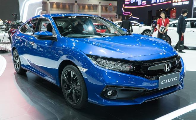 Xem trước Honda Civic RS 2019 sắp được bán tại Việt Nam