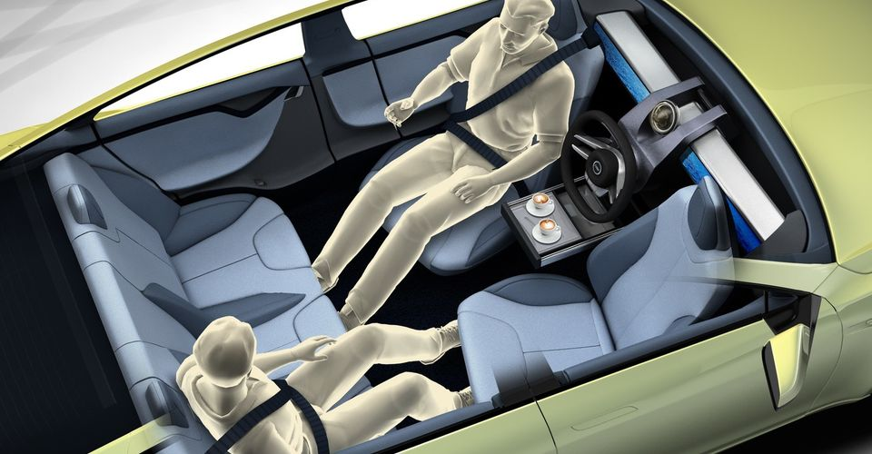 Cần có nhiều công nghệ cho xe tự lái hơn nữa