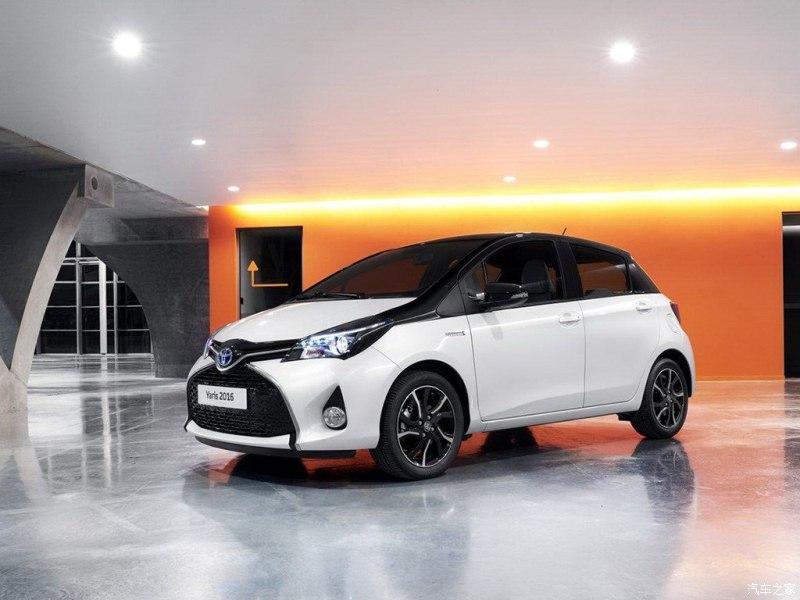 Toyota Yaris 2016 tại thị trường Anh